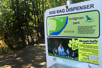 Park Advertising K9 Community Clean
